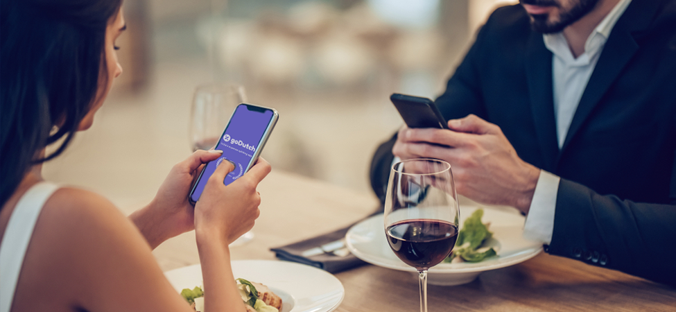 goDutch – The Perfect Third Wheel For Your Date